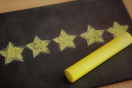 五つ星のイメージ画像