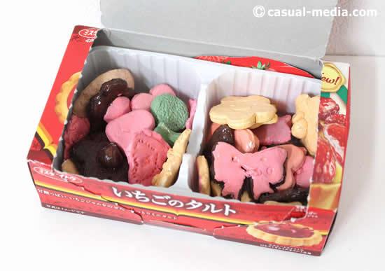 子供とスイーツデコ 型抜きクッキー完成!