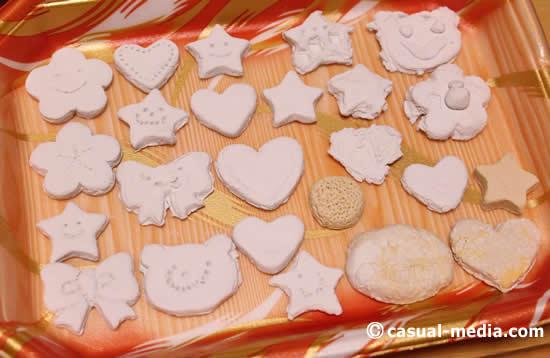 100均スイーツデコ 型抜きクッキー 作り方4