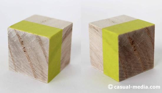 ニキーチンの積み木 模様づくり マスキングテープ1