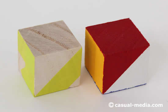 ニキーチンの積み木 模様づくり マスキングテープ4