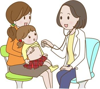 小児科受診